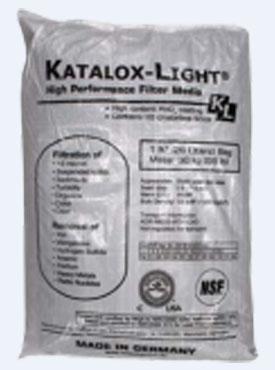 Filter Media & Chemicals