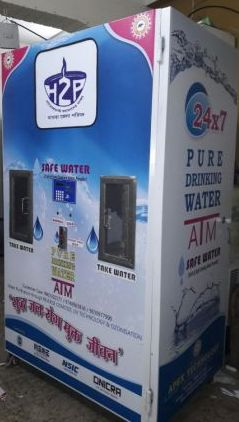 automatic water vending machine manufacturer